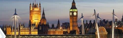 цены в городах Англии