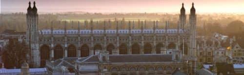 университет в Англии
