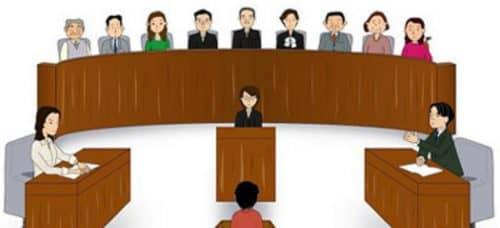 иллюстрация суда в Великобритании