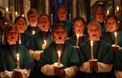песни на католическое Рождество
