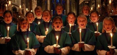 песни на католическое Рождество в Англии