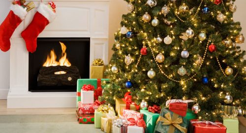 традиции на Рождество в Англии