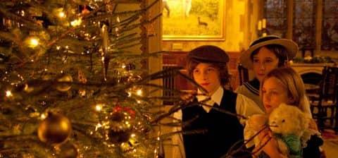 англичане празднуют рождество
