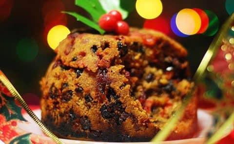рождественское блюдо