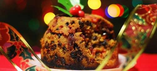 рождественское блюдо в Англии