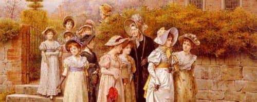 картина художников Англии