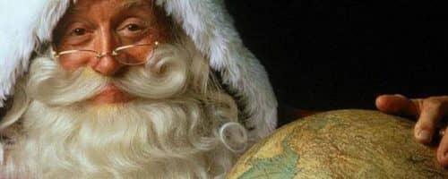 Дед Мороз в Англии (фото)