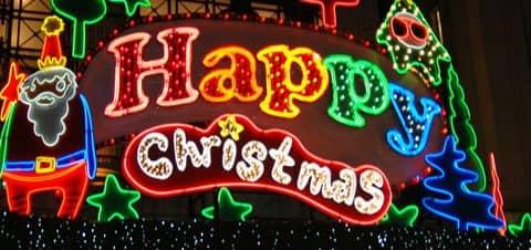 отмечаем Рождество в Лондоне