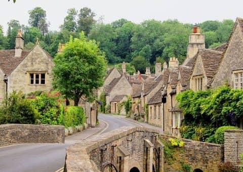 загородная недвижимость в Великобритании