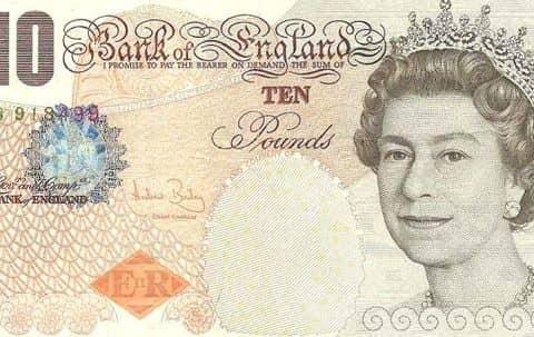 банкнтона Англии
