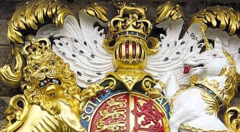 Герб Англии (фото)