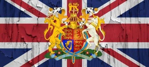 Герб Англии