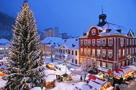 Рождество в Англии: красота!