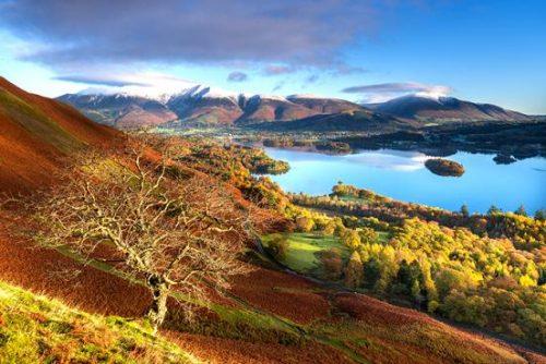 Озера в Англии