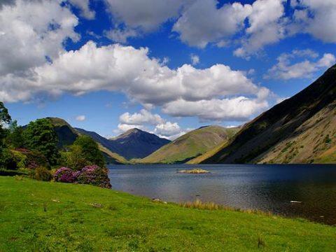 Озерный край в Англии