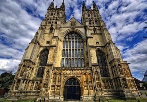 собор в Кентербери