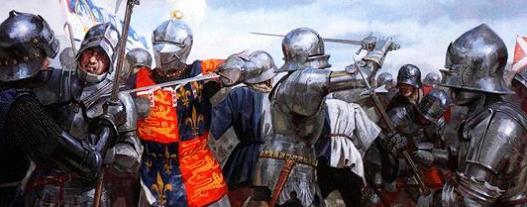 Война Алой и Белой Роз в Англии
