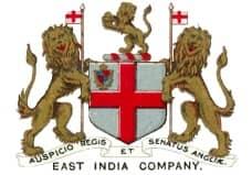 Герб Ост-Индийской компании