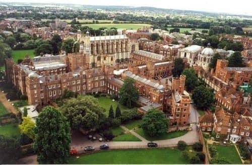 Система зданий колледжа Eton