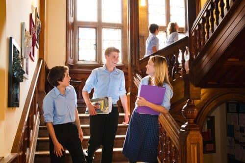 Типичный интерьер школы государственного типа