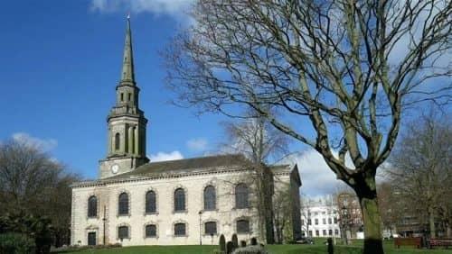 Церковь Св. Павла в Бирмингеме