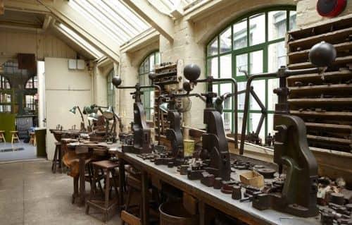 Музей истории Ювелирного Квартала в Бирмингеме