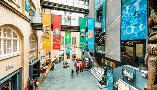 Всемирный музей, Ливерпуль