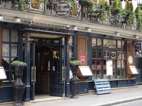 Первые кофейни Лондона
