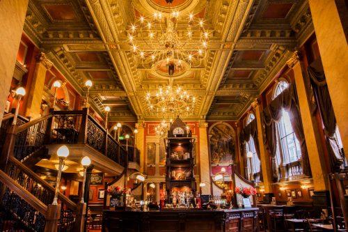 Пивные заведения Лондона 17 века