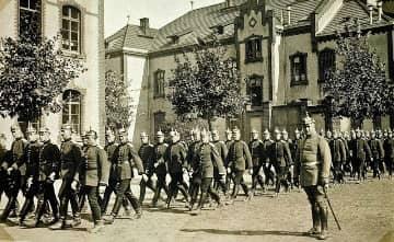 Англия и Германия (война)