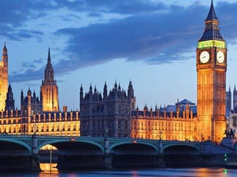 Столица Англии