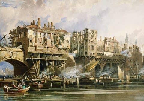 История Лондона в 18 веке