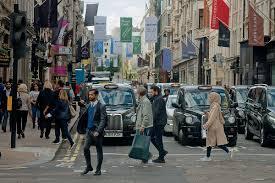 Лондон 20 века