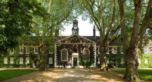 Оригинальное здание