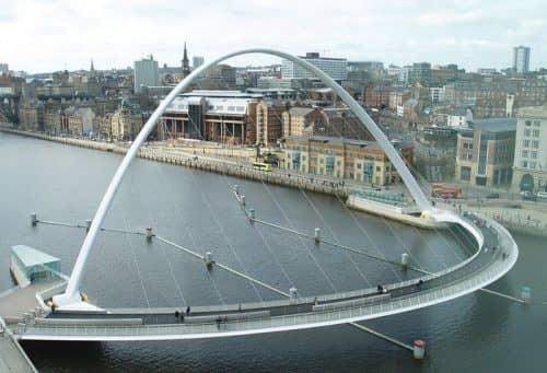 Как строился мост