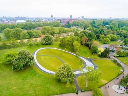 Отношение лондонцев в парку