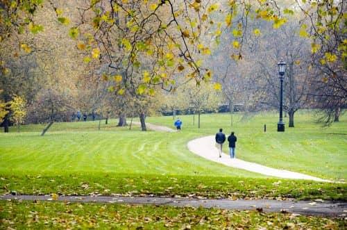 Королевские семьи и Hyde Park