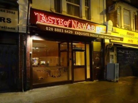 Ресторан Taste of Nawab