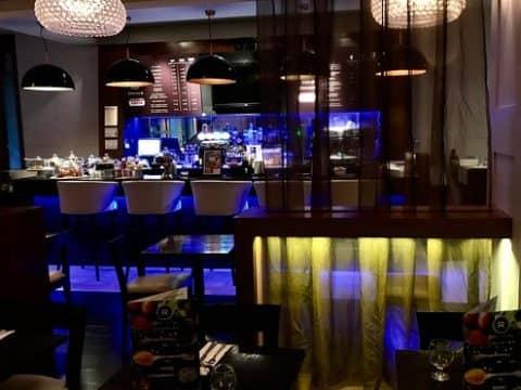 Ресторан The Lounge Café