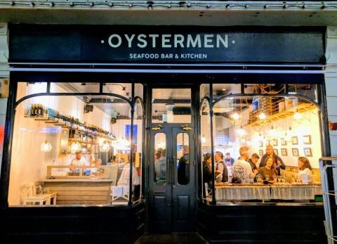 Ресторан The Oystermen Seafood Bar & Kitchen