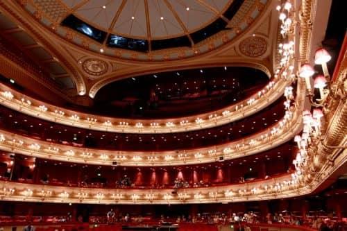 Новый королевский оперный театр