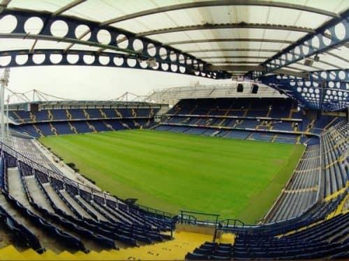 Структура стадиона