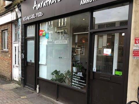 Amrutha Lounge