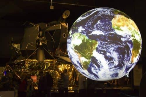 Крутые вещи в музее науки в Лондоне