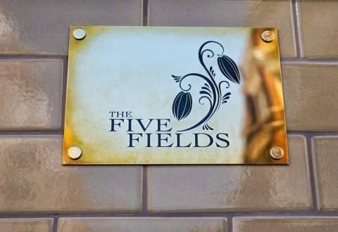 Ресторан The Five Fields