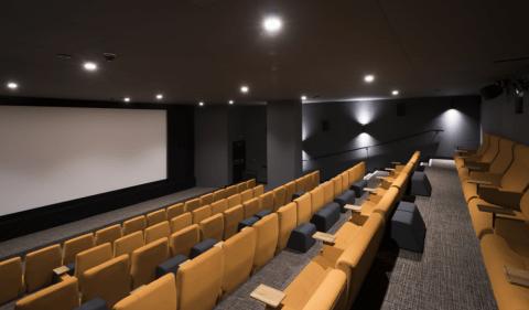 Кинотеатр Curzon Aldgate