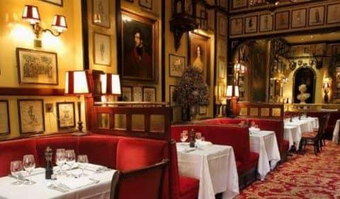 Ресторан London Rules