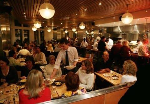 Ресторан Bar 61 Restaurant