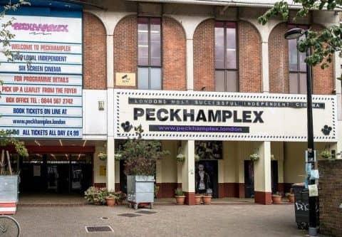 Кинотеатр PeckhamPlex