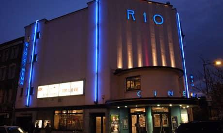Кинотеатр Rio Cinema (Dalston)
